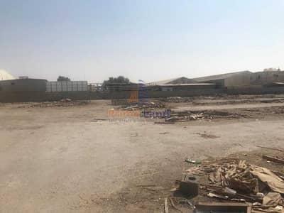 ارض تجارية  للبيع في مصفح، أبوظبي - Best Deal For Commercial Land to Invest