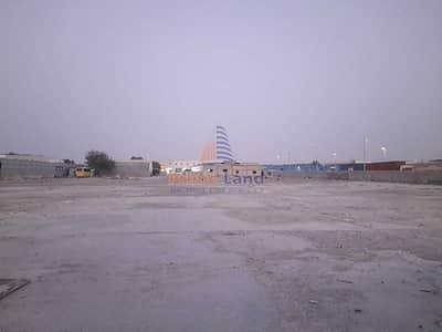 ارض تجارية  للبيع في مصفح، أبوظبي - 000Sqm Commercial Land