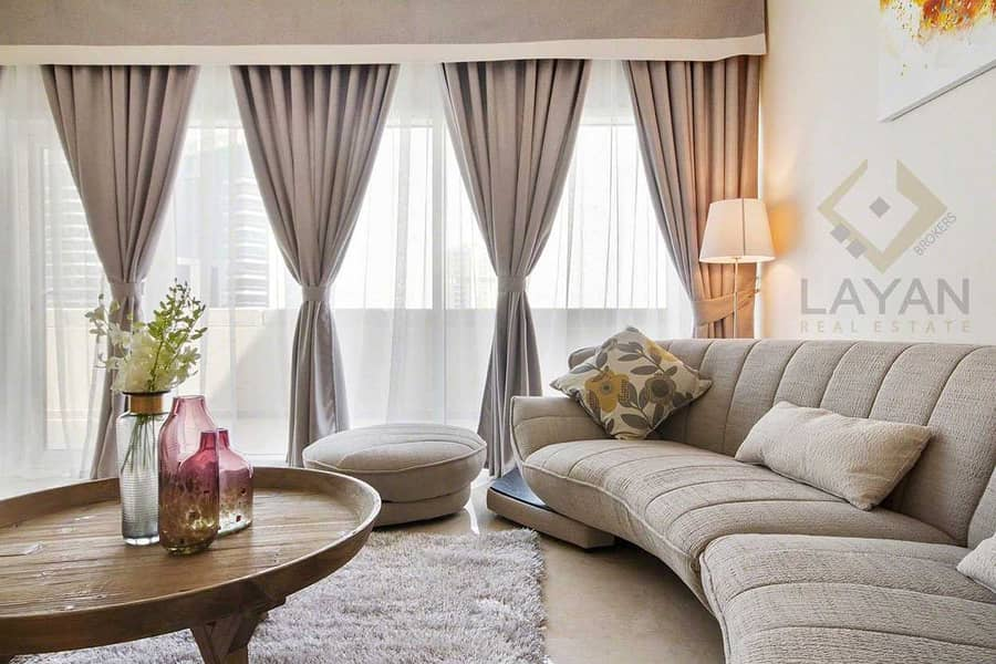 2 Fully furnished & specious terrace Apartment / Hotel standards