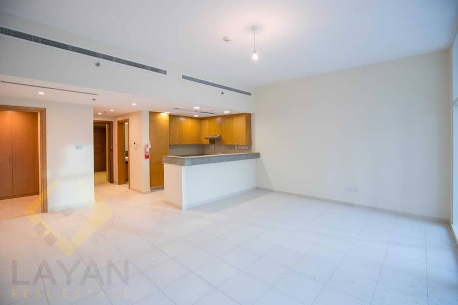 Gorgeous view | Balcony | Storage | Fully fitted kitchen