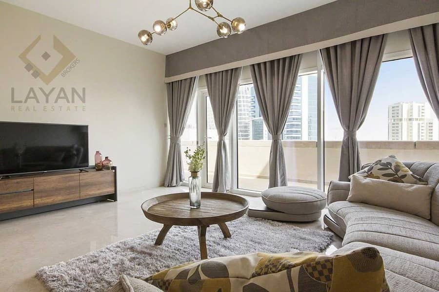 9 Fully furnished & specious terrace Apartment / Hotel standards