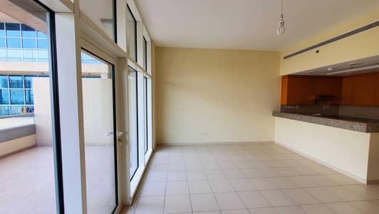 استوديو  للايجار في الخليج التجاري، دبي - Huge terrace   Podium level   Fully fitted kitchen