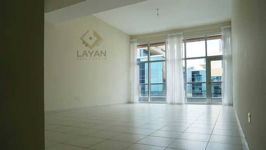 فلیٹ 1 غرفة نوم للايجار في الخليج التجاري، دبي - High floor / Storage / Balcony / Monthly Contract