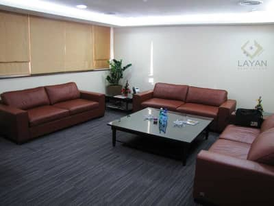 Office for Sale in Business Bay, Dubai - Fully fitted furnished & equipped office