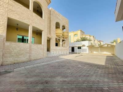 فیلا 5 غرف نوم للايجار في بين الجسرين، أبوظبي - Beutyfulll 5 bedroom semi independent villa