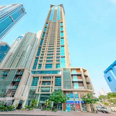 1 Bedroom Apartment for Rent in Dubai Marina, Dubai - Vacant
