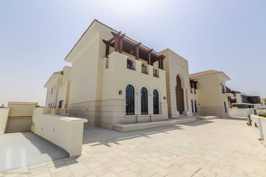 34 Biggest Mansion Mediterranean in District One