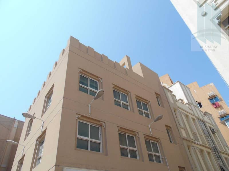 Commercial Building in prime location in Al Dhaghaya