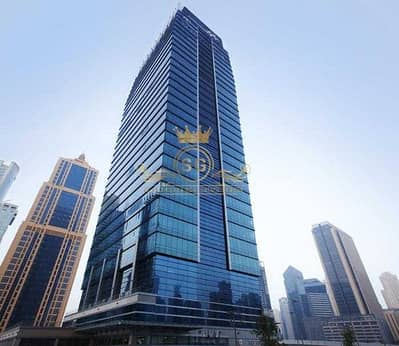 مکتب  للبيع في أبراج بحيرات الجميرا، دبي - Fully Fitted Office | Perfect Location | Full View
