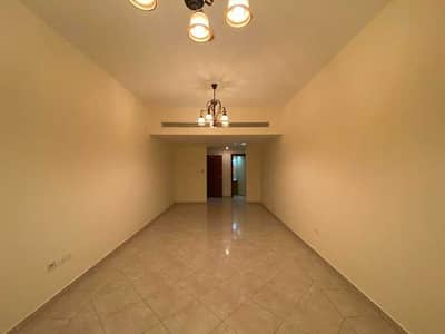 1 Bedroom Apartment for Rent in Al Nahda, Dubai - 1 Bhk Large Apartment ! A/c Chiller Free ! Family building