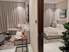 شقة في ماج 510 ماج 5 بوليفارد دبي الجنوب 1 غرف 545235 درهم - 5131821
