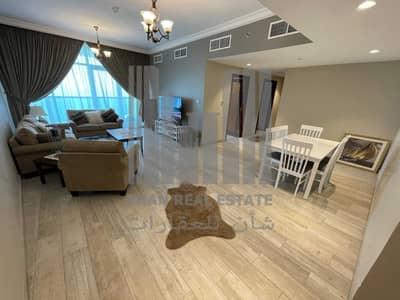 2 Bedroom Flat for Rent in Corniche Ajman, Ajman - LUXURY 2 bedroom Full Sea View ACR