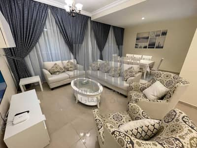 2 Bedroom Apartment for Rent in Corniche Ajman, Ajman - Fully Furnished | WIFI | MONTHLY RENT