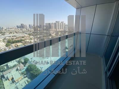 1 Bedroom Flat for Rent in Corniche Ajman, Ajman - AC free | Parking Free | Corniche Tower | Rent