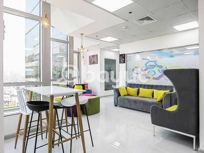 مکتب  للايجار في بر دبي، دبي - Office Space At AED 10000 | Al Musalla Tower| Near Metro