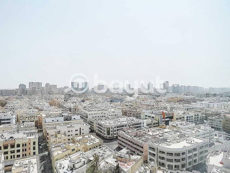 Stunning Flexi Desk Office | Fully Serviced | Al Musalla Tower