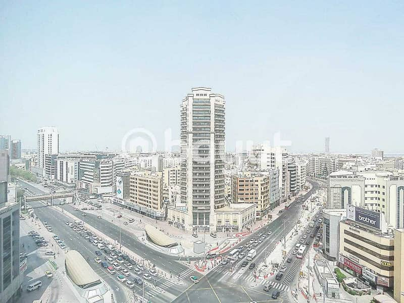 Serviced Office For Rent |  Fully Furnished | Al Musalla Tower
