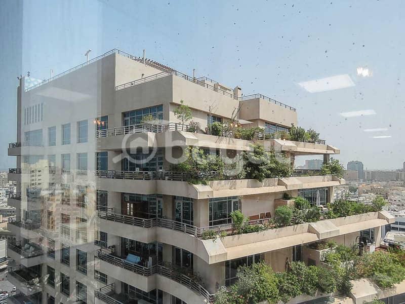 10 Smart & Flexi Desk Office At 18k Only   Al Musalla Tower  