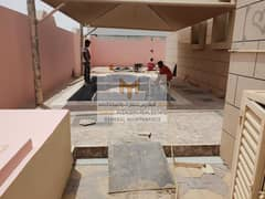 Nice 4 MBR villa with Pvt pool + Balcony + wardrobes