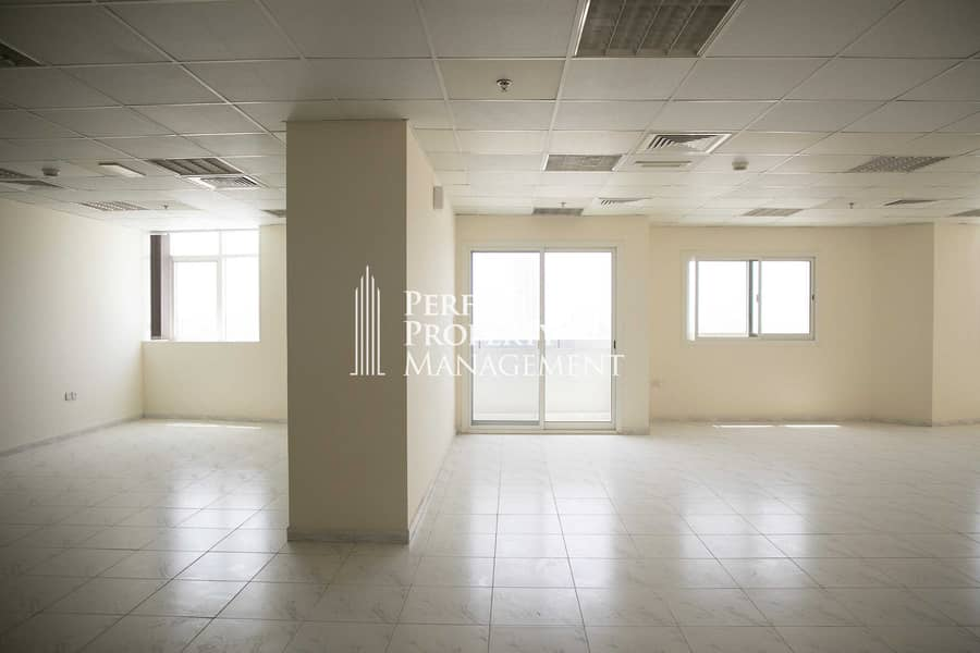 Office Space for rent in the heart of the city