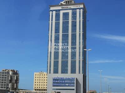 مکتب  للايجار في السير، رأس الخيمة - Office space for rent in 'union' Tower