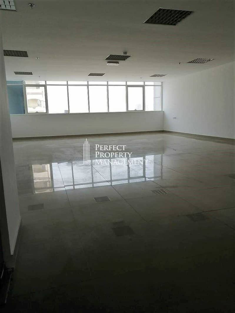 Spacious Office For Rent 12 Chq/1 Month Free