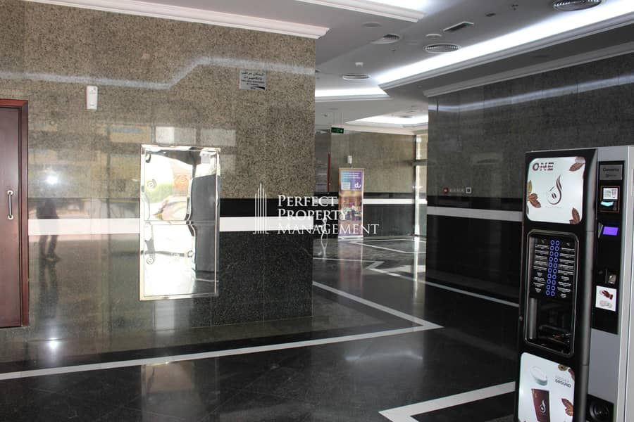 13 Beautiful studio for rent in RAK Tower with very good features