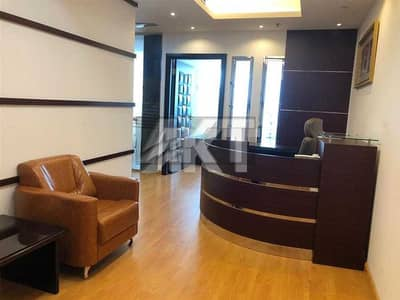 Office for Rent in Business Bay, Dubai - 75 K / Full Furnished /. Full Canal & Pool. View / Al Manara Tower/ BudsinessBay