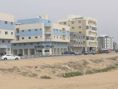 Plot for Sale in Al Jurf, Ajman - Second plot from the main road!! g+8 permission
