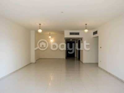 3 Bedroom Flat for Rent in Deira, Dubai - Elegant 3 bedroom apartment with balcony at NASA building in Deira by Nasser Lootah Real Estate