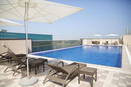 شقة 1 غرفة نوم للايجار في شارع الشيخ زايد، دبي - Duja Tower | 1BHK | 13 months Promotion | 1 month free