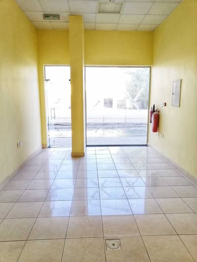 Shop for Rent in Al Nuaimiya, Ajman - good sized shop at prime location for just aed 12
