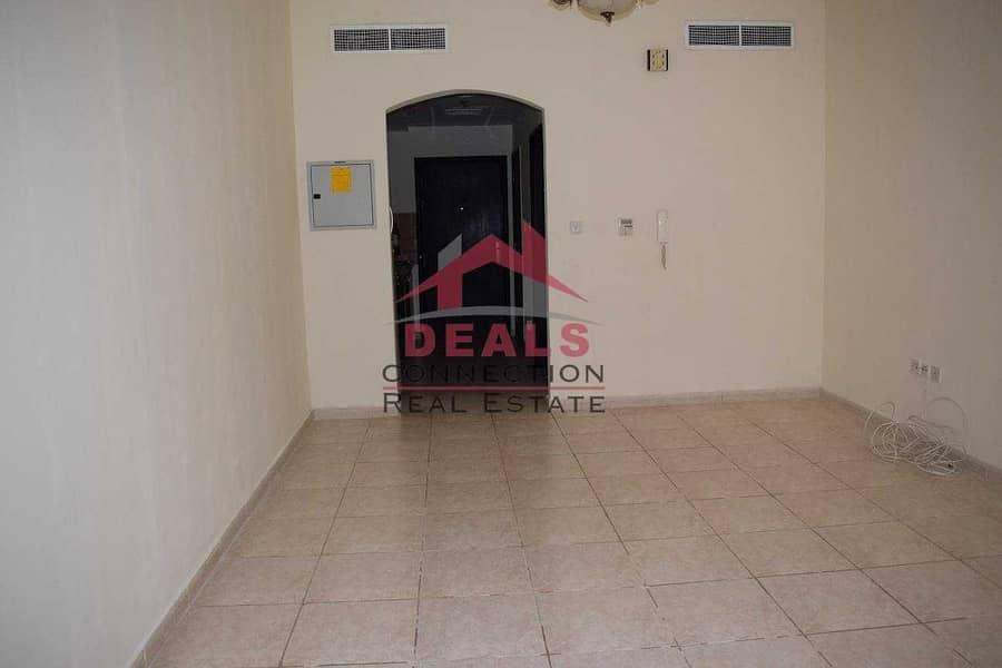 2 12 CHQS | Vacant & Ready | Fantastic Spacious Studio Apartment in Diamond Views 1 for Rent