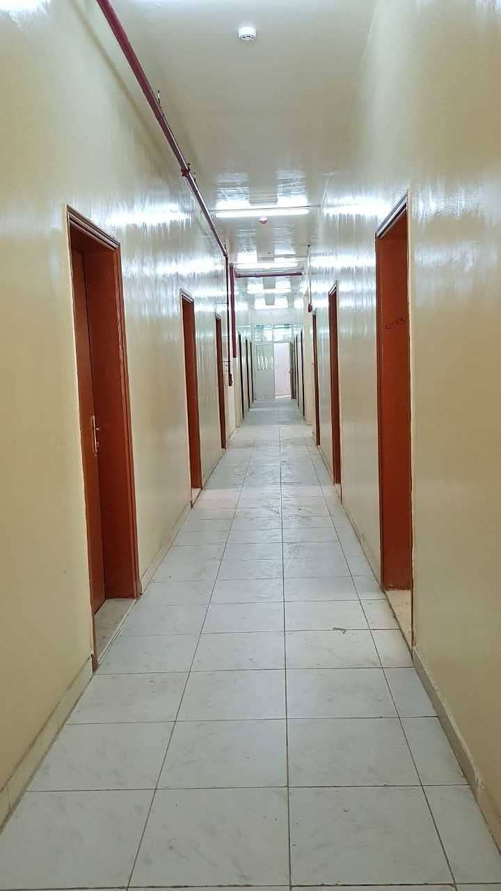 cheapest in the market!! 14 rooms independant Labor Camp For just aed 450/month per room
