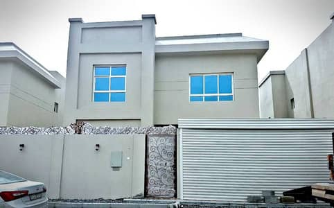 5 Bedroom Villa for Sale in Al Rumaila, Ajman - Brand new!! Super Deluxe!! garden space!!