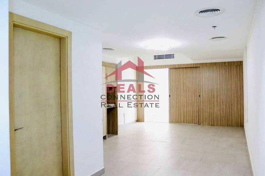 Ready to Move | Spacious  Studio  Apartment with balcony  for Rent in Shamal Residence