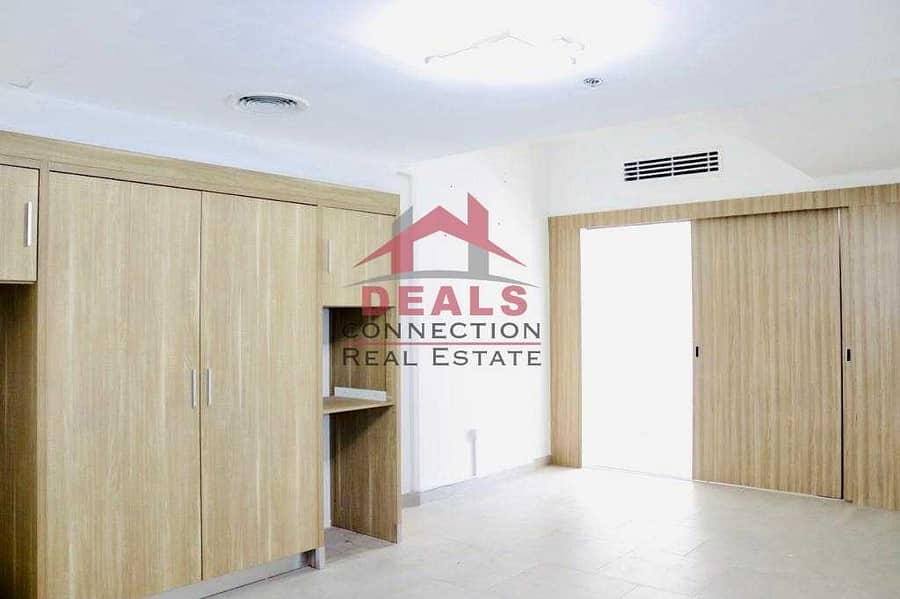 2 Ready to Move | Spacious  Studio  Apartment with balcony  for Rent in Shamal Residence