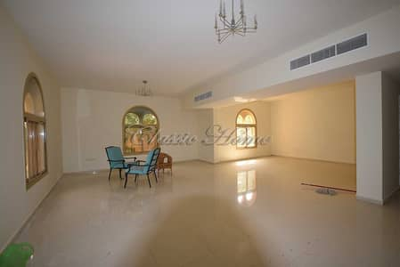 4 Bedroom Villa for Sale in Dubailand, Dubai - 4 Bedroom+ Maid's Room+ Driver's Room  Semi-Detached Andalusia Style