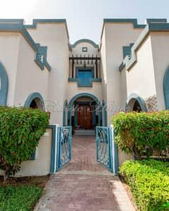 فیلا في وسترن رزدنس الجنوبية فالكون سيتي أوف وندرز دبي لاند 4 غرف 135000 درهم - 5181011