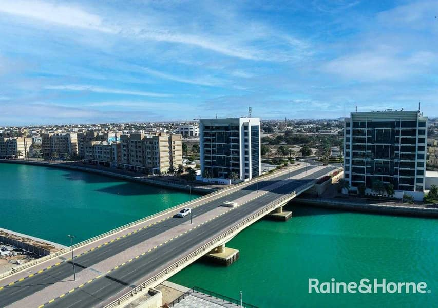 New 1BR with stunning sea views in RAK