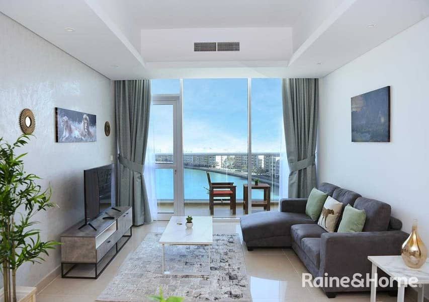 2 New 1BR with stunning sea views in RAK