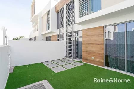 3 Bedroom Townhouse for Rent in Dubai South, Dubai - Stylish 3 Bed | Spacious & Bright | Furnished