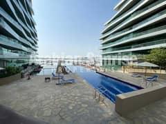 شقة في مساكن النسيم A النسیم البندر شاطئ الراحة 1 غرف 80000 درهم - 5227425