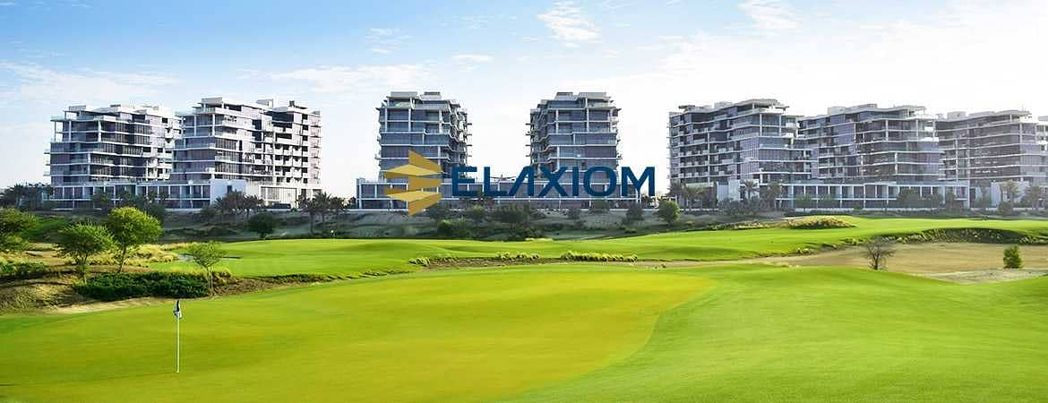 SPACIOUS LUXURY FULLY FURNISHED LOW-RISE APARTMENT AT GOLF TOWN