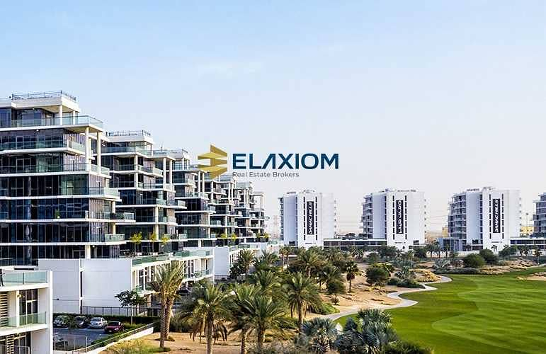 8 SPACIOUS LUXURY FULLY FURNISHED LOW-RISE APARTMENT AT GOLF TOWN