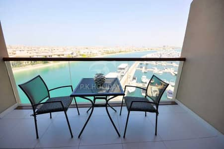 Studio for Rent in Palm Jumeirah, Dubai - Fully furnished Studio apartment | Palm Views East