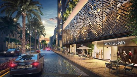 Shop for Sale in Al Furjan, Dubai - 50% DLD waiver | 4 Year Free Service Charge | READY SHOPS