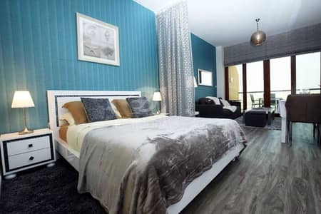Studio for Rent in Palm Jumeirah, Dubai - Elegant Studio | Newly Refurbished | The Palm