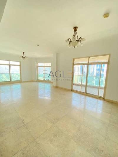 فلیٹ 3 غرف نوم للايجار في دبي مارينا، دبي - 3 BR | Maids Room | Huge Balcony