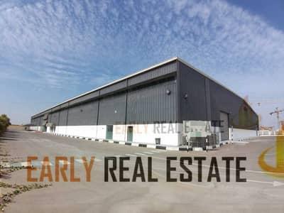 مستودع  للبيع في مصفح، أبوظبي - مستودع في المدينة الصناعية في أبوظبي مصفح 35000000 درهم - 4892462